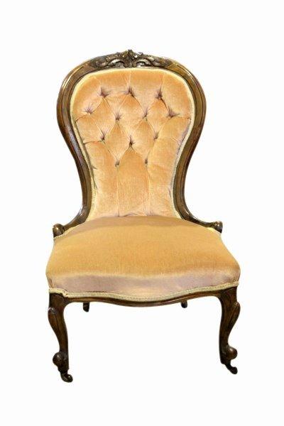 Victorian Grandmother Chair,