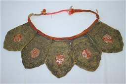 Tibetan Buddhist Ritual Crown,