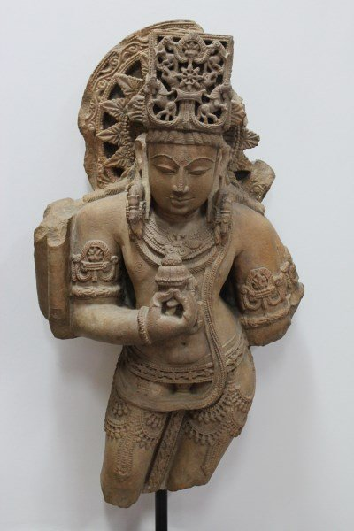 Stunning Central Indian 12th-13th Century Red