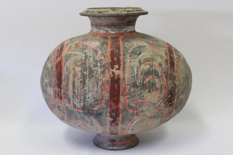 Chinese Pottery Vessel,