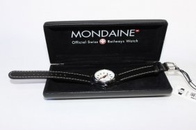 Mondaine Railways Watch,