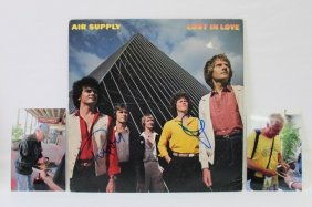 Signed Lp, Air Supply,
