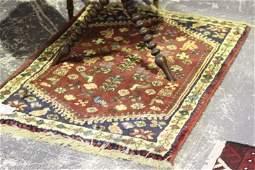 Persian Shiraz Prayer Rug,