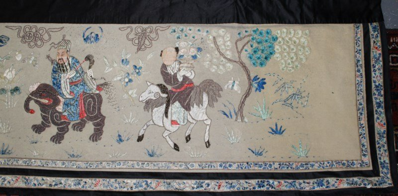 Wonderful Late Qing Dynasty Textile,