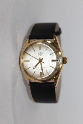 Rolex 'tudor' Oyster Gent's Wrist Watch,