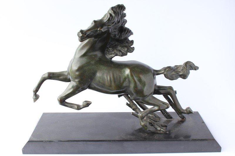 George Lavroff (1895-1991) Bronze Horse Sculpture,