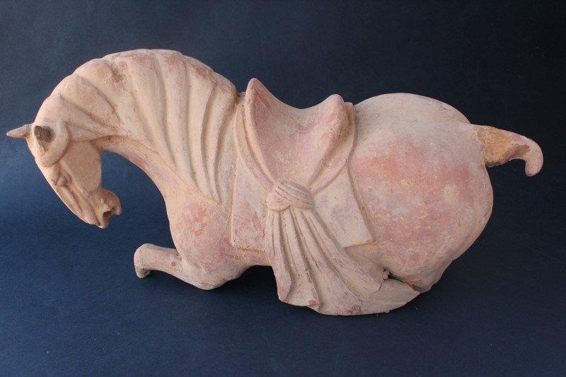 Chinese Terracotta Horse,