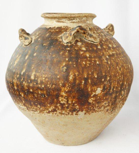 Chinese Tang Dynasty Jar,