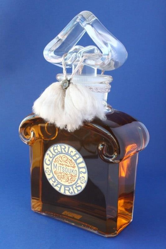 Guerlain Mitsouko Factice Perfume Bottle,
