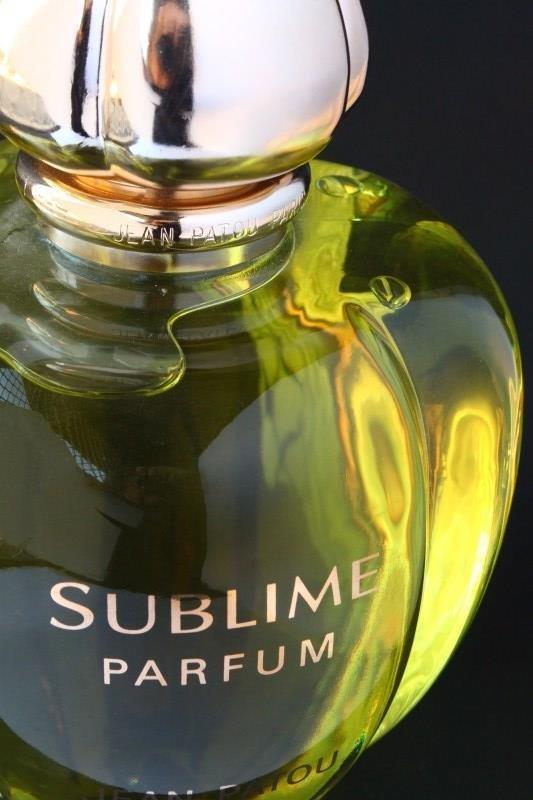 Jean Patou 'Sublime' Factice Perfume Bottle, - 2