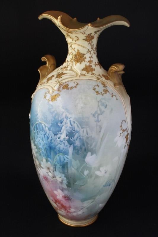Doulton porcelain lucian ware vase royal doulton porcelain lucian ware vase reviewsmspy