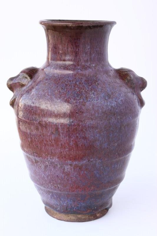 Good Chinese Jun Glaze Vase,