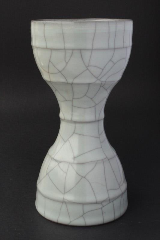 Unusual Chinese Porcelain Vase,