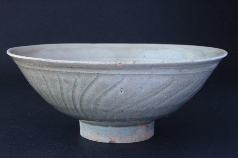 Sawankhalok Pottery Bowl,