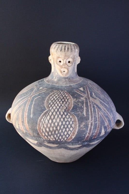 Chinese Yangshao Pottery Jar,