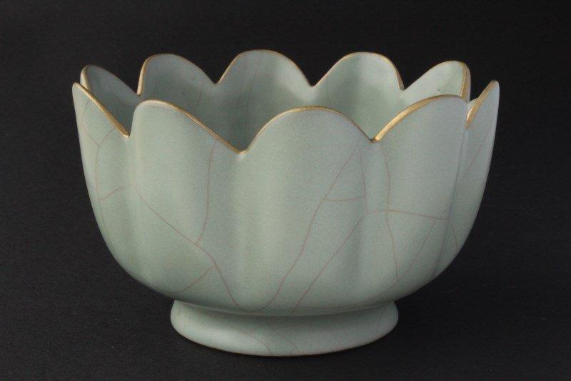 Chinese Celadon Porcelain Bowl,