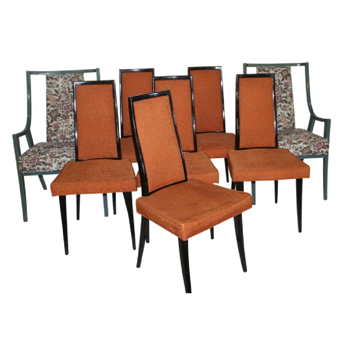 Harvey Probber Dining Room Chairs - 8PCS