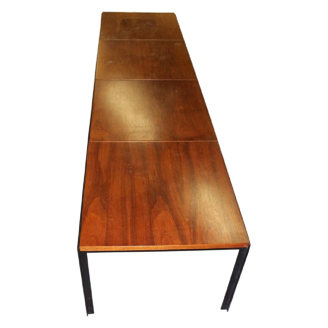 Florence Knoll Period MCM Table Bench