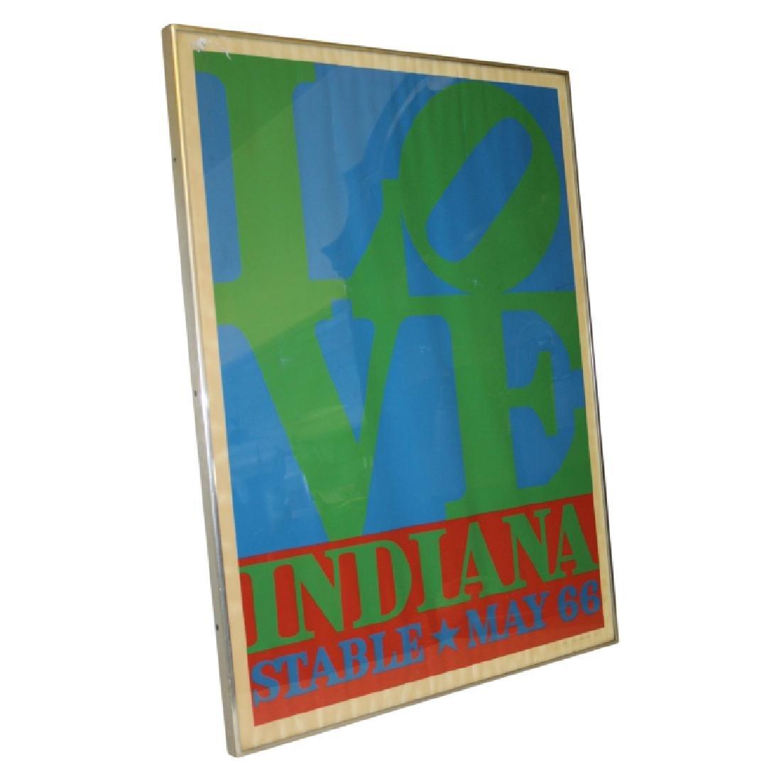 "Robert Indiana ""LOVE"" Artwork"