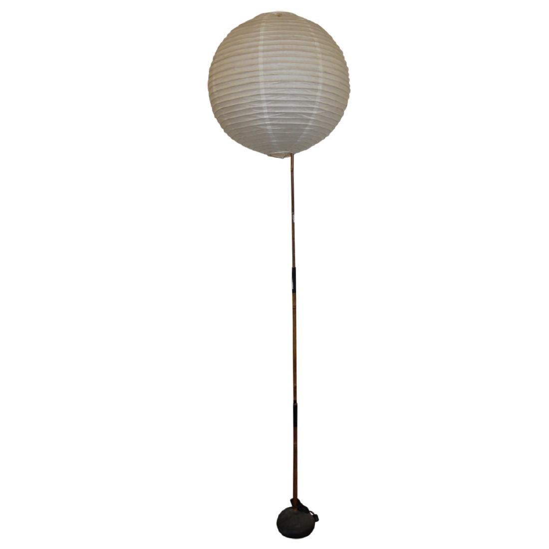 Isamu Noguchi Mid Century Modern Standing Lamp
