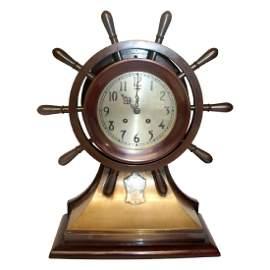 Chelsea Clock Company  Ship Clock