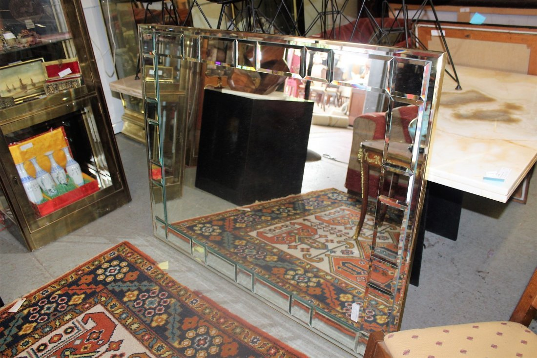 La Barge Mid Century/Hollywood Regency Mirror