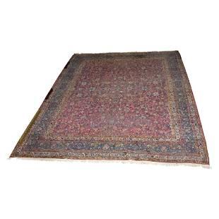 Palace Size Sarouk Carpet
