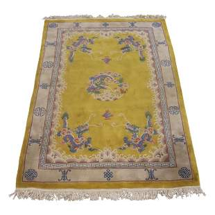 Handmade Asian Carpet 3024
