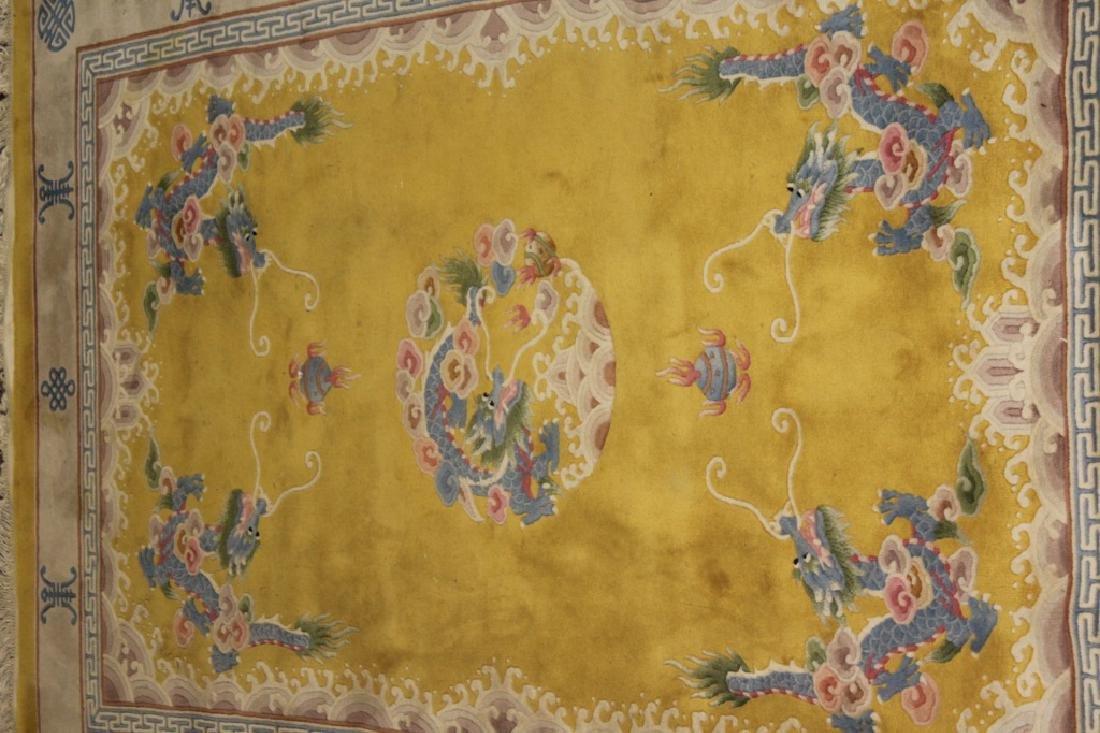 Handmade Asian Carpet 302-4 - 2