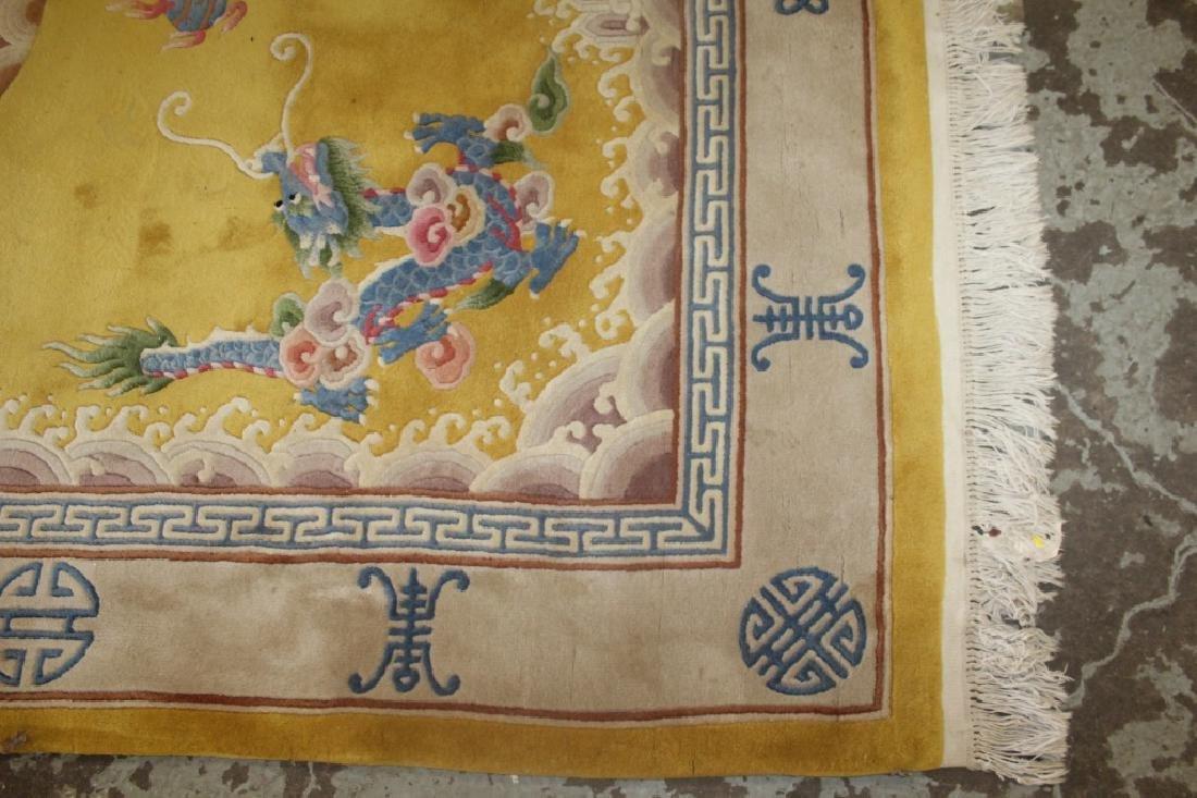 Handmade Asian Carpet 302-4 - 3