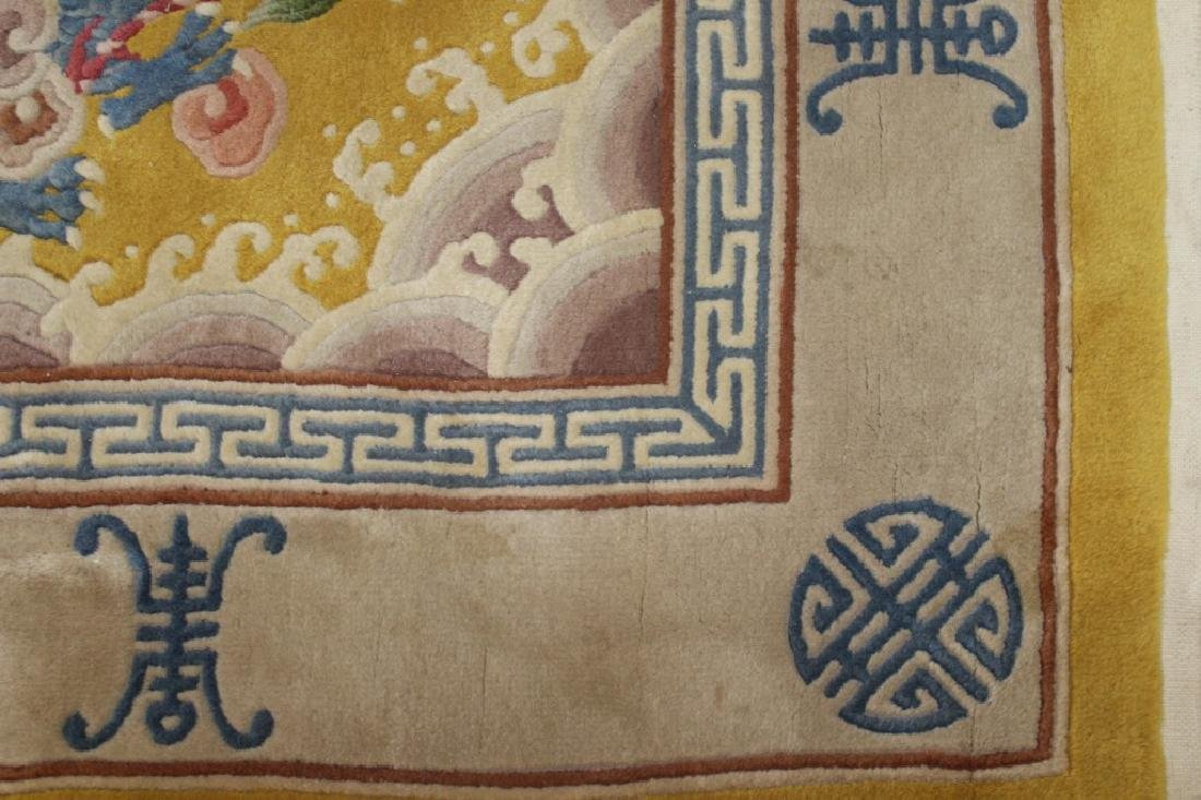 Handmade Asian Carpet 302-4 - 4