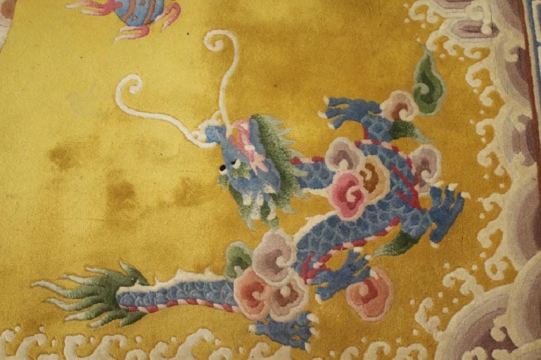 Handmade Asian Carpet 302-4 - 5