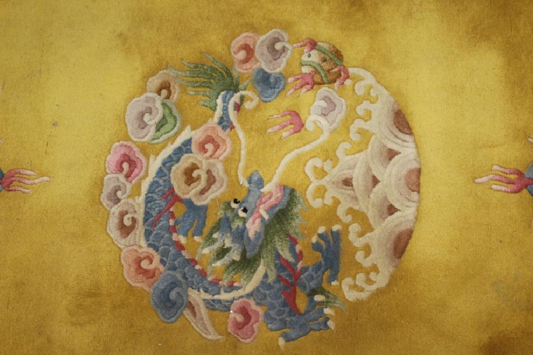 Handmade Asian Carpet 302-4 - 6