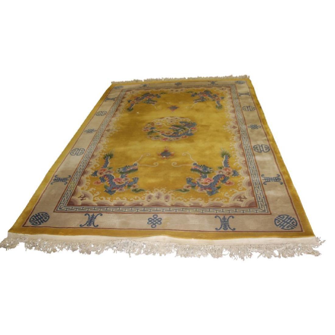 Handmade Asian Carpet 302-4 - 7