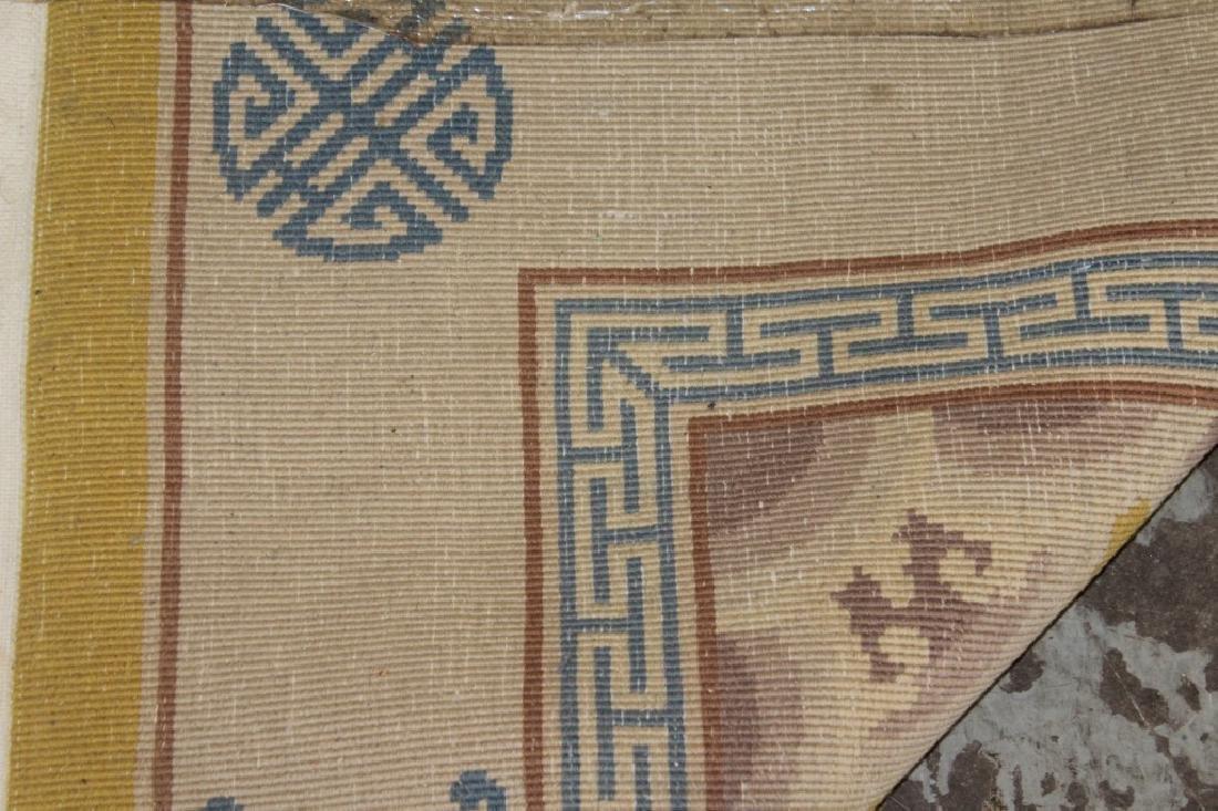 Handmade Asian Carpet 302-4 - 8