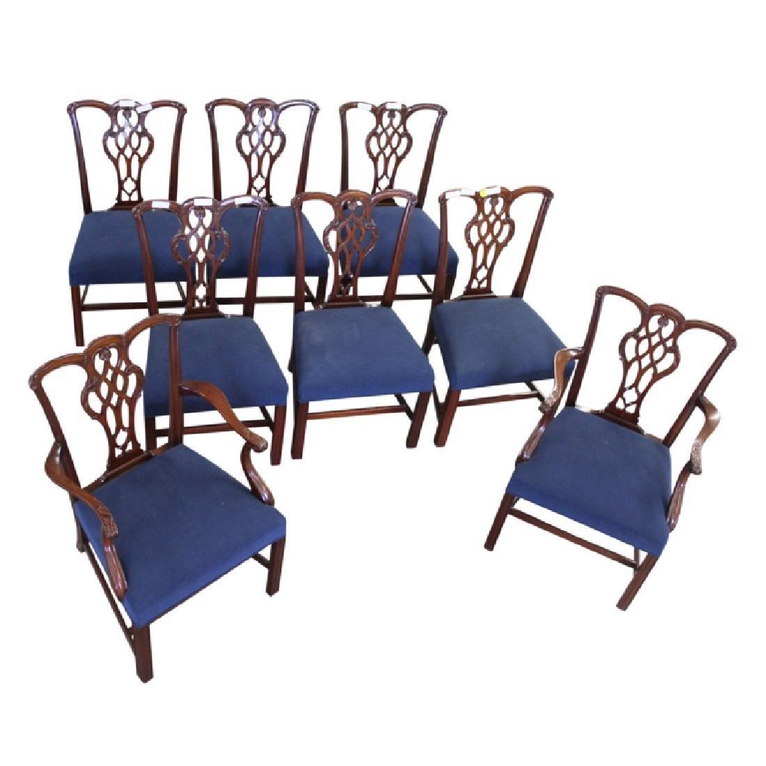 Schmieg & Kotztan Dining Chairs - 8 PCS - 2