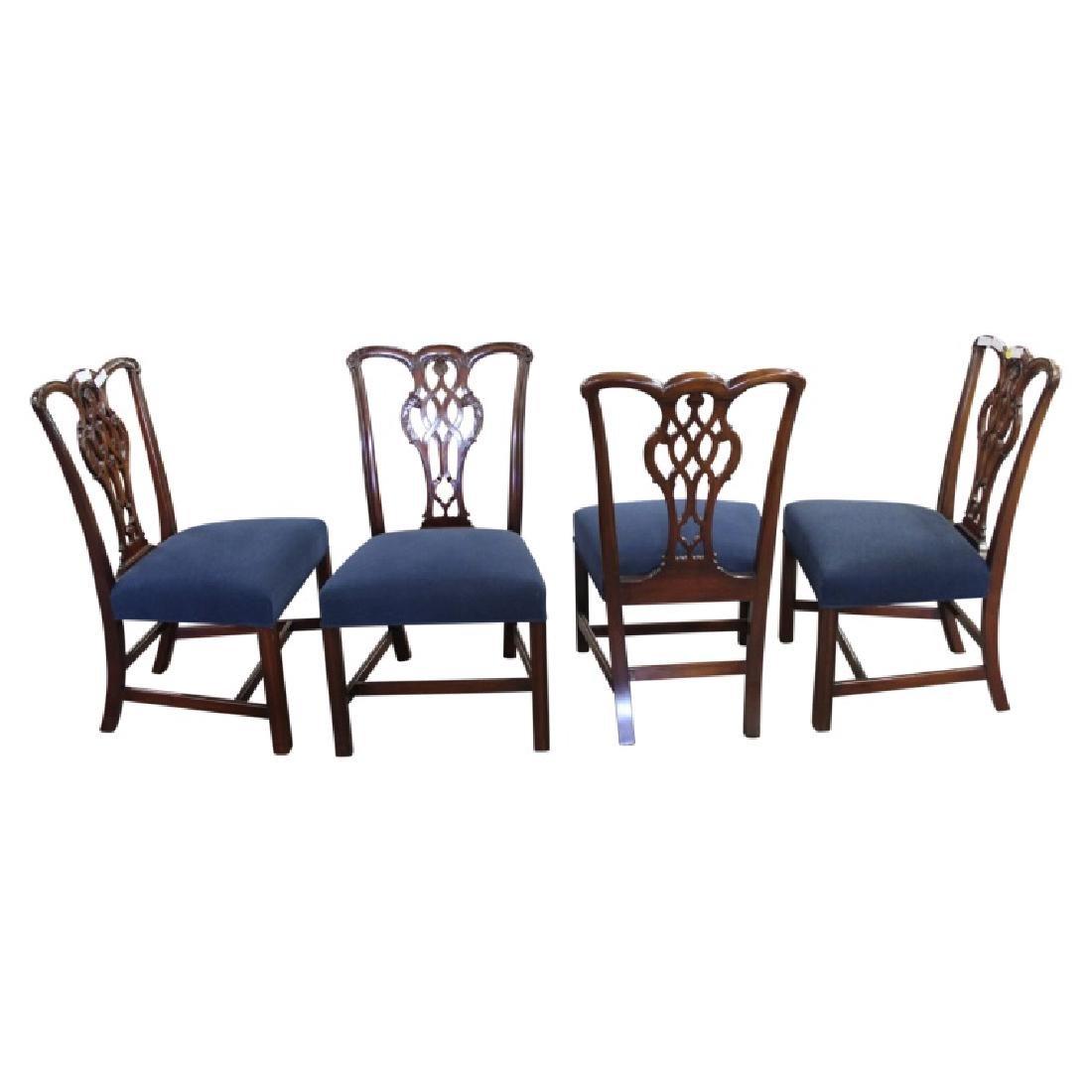 Schmieg & Kotztan Dining Chairs - 8 PCS - 9