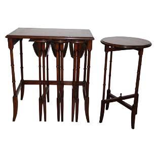 Schmieg & Kotzian Nesting Tables