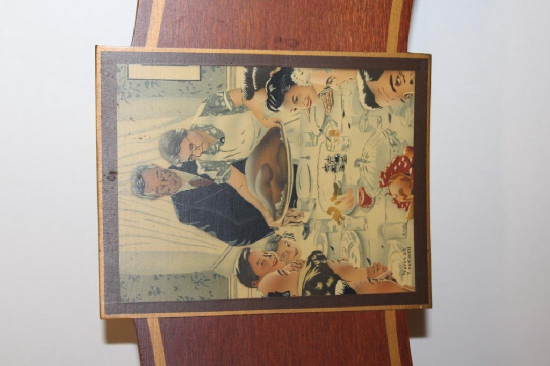 Norman Rockwell Edition Hitchcock Side Chairs - 4 - 4