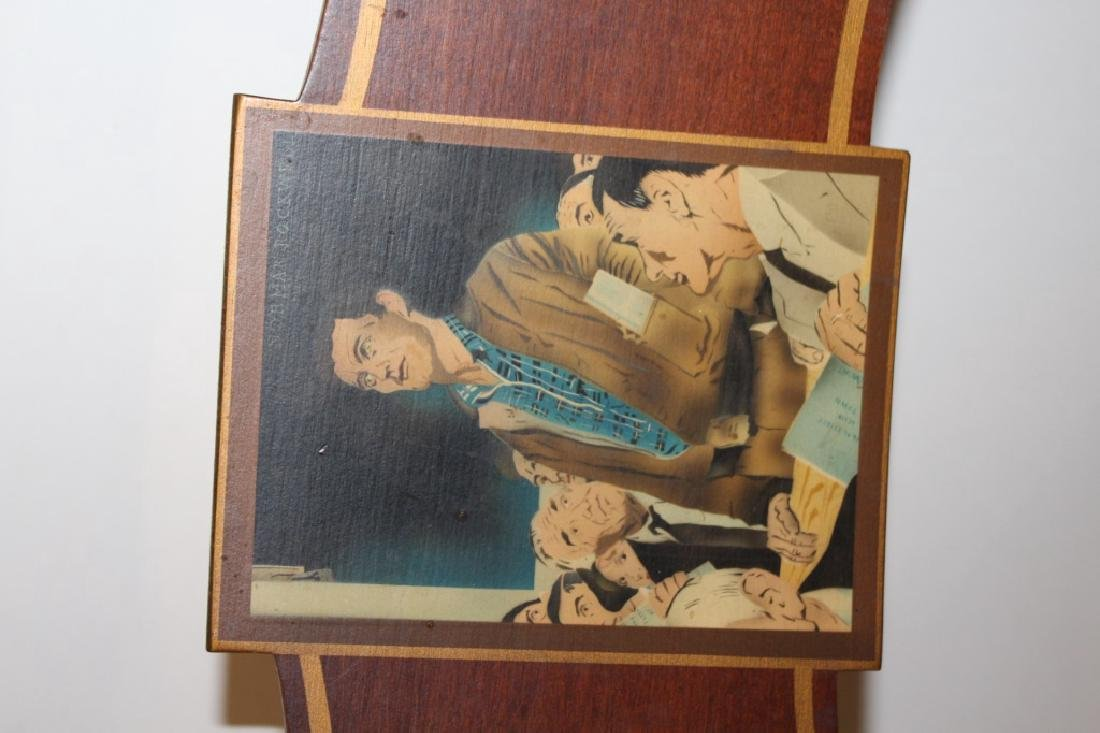 Norman Rockwell Edition Hitchcock Side Chairs - 4 - 6