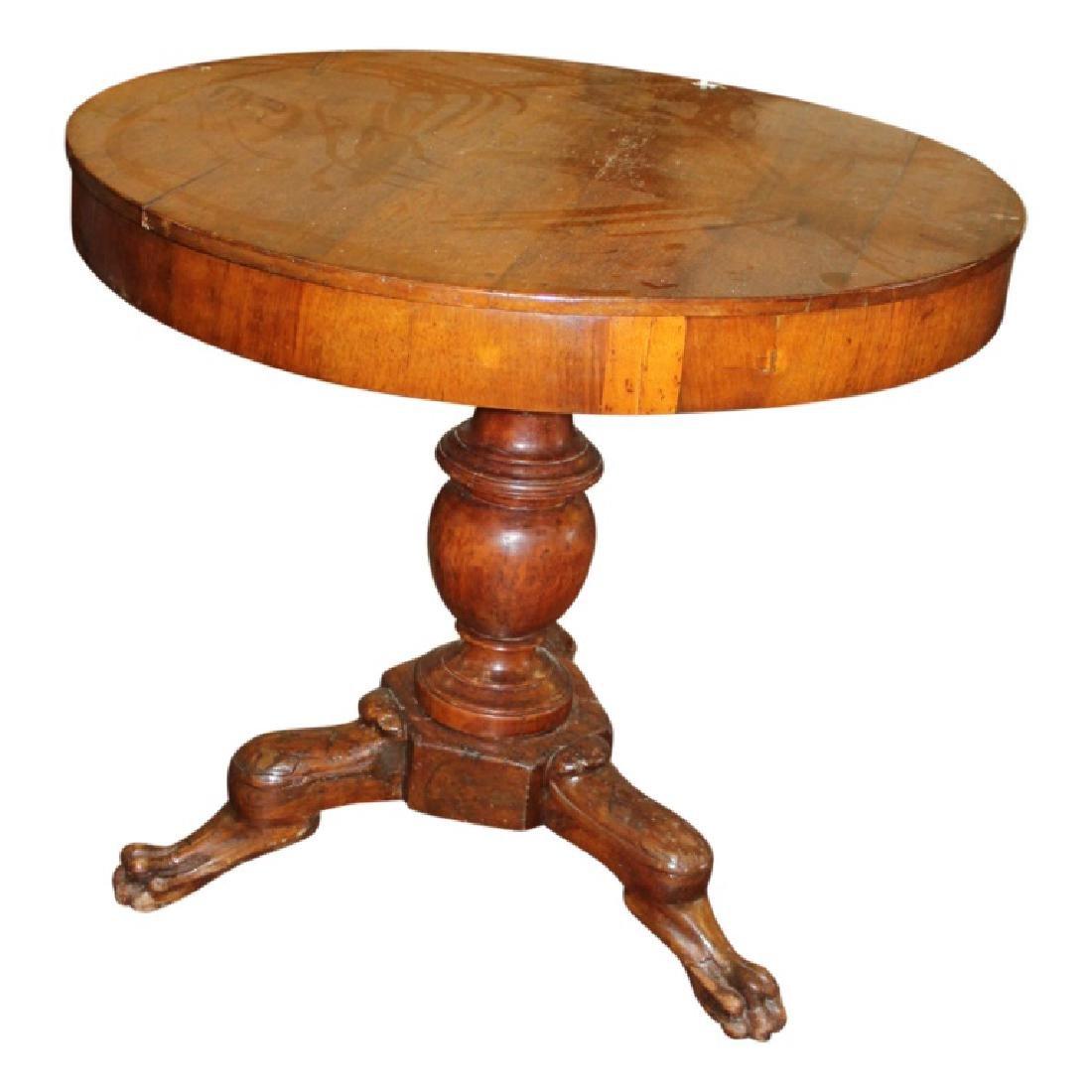 Empire Center Table