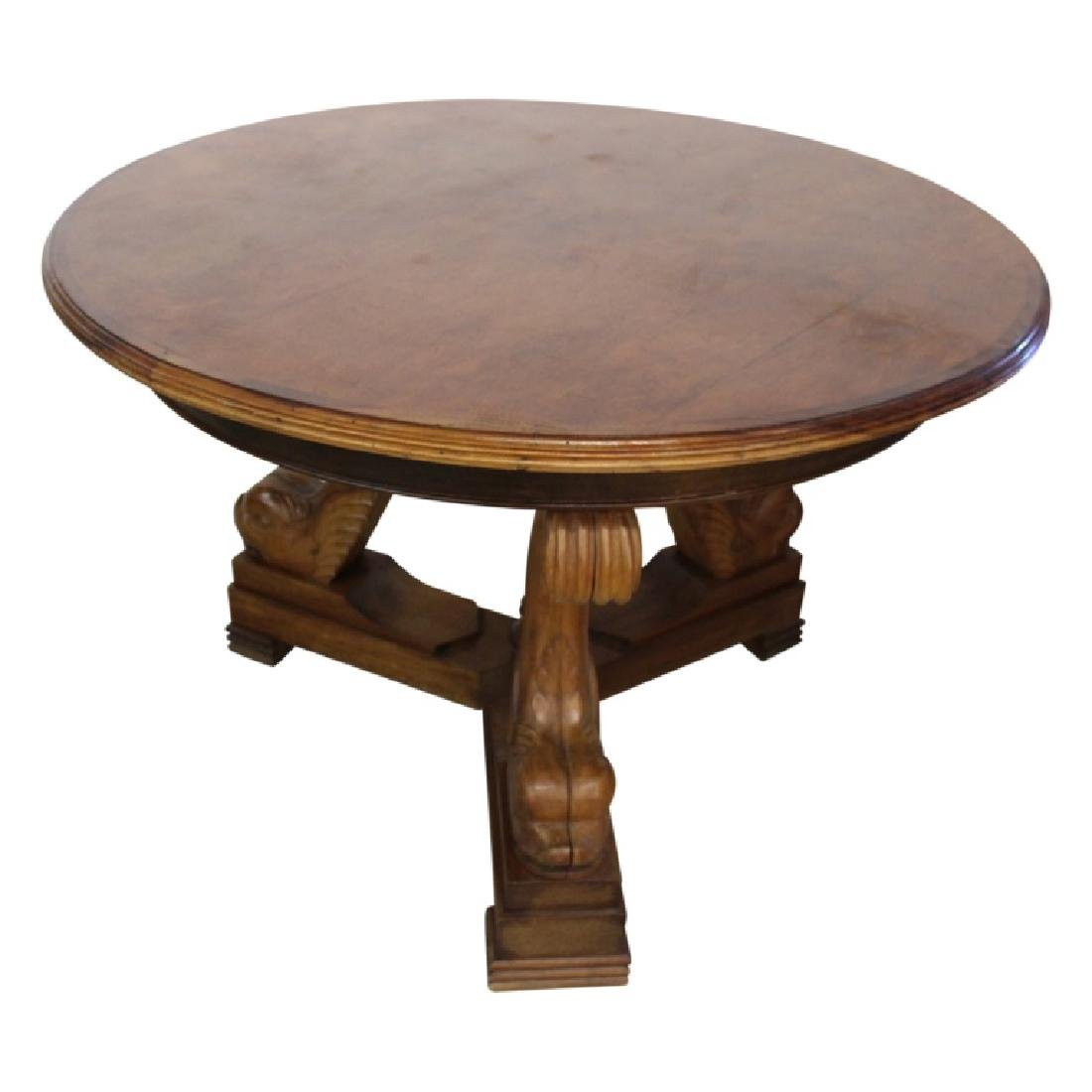 Victorian Center Table
