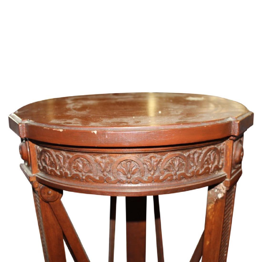 Pair of Georgian Style Pedestals - 4
