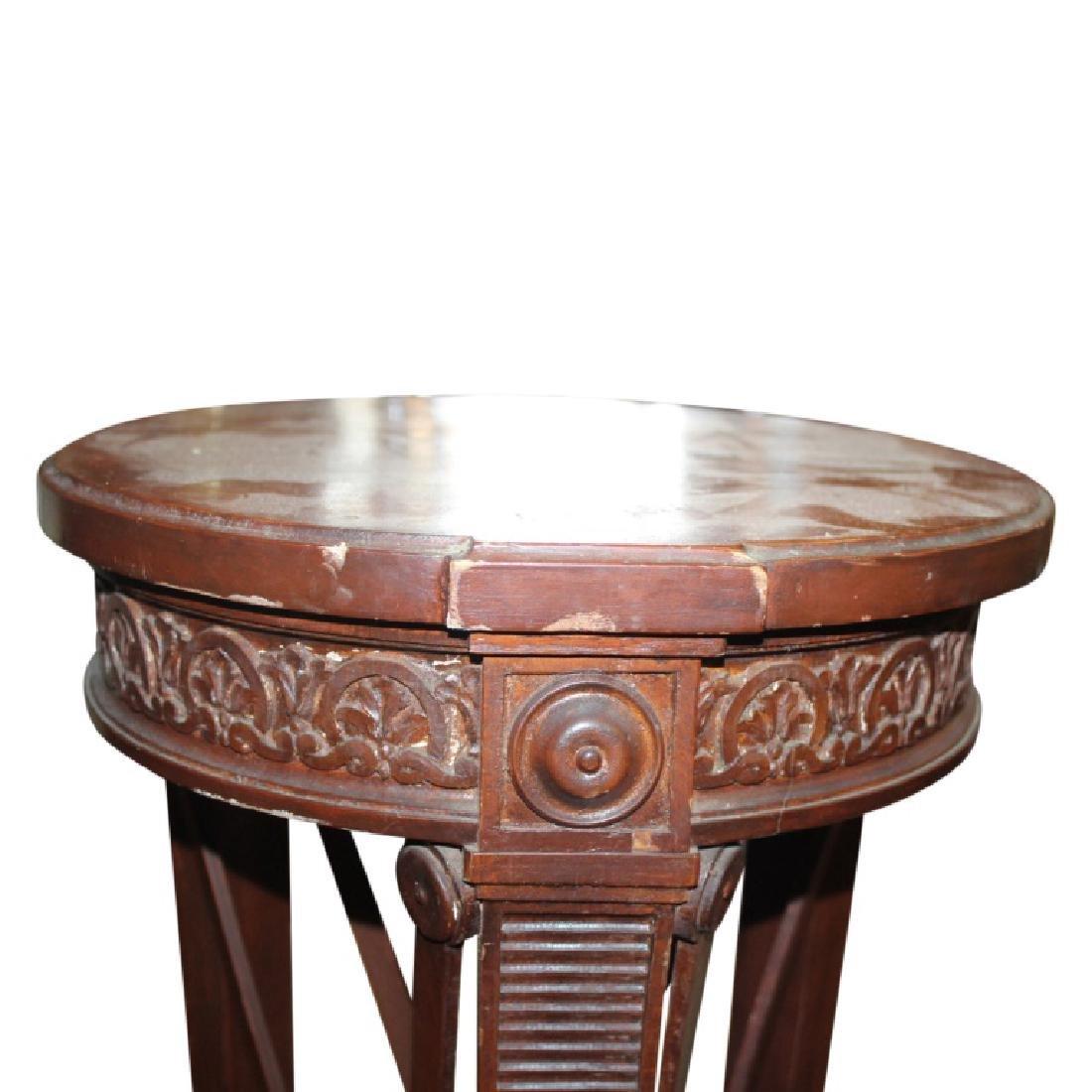Pair of Georgian Style Pedestals - 5
