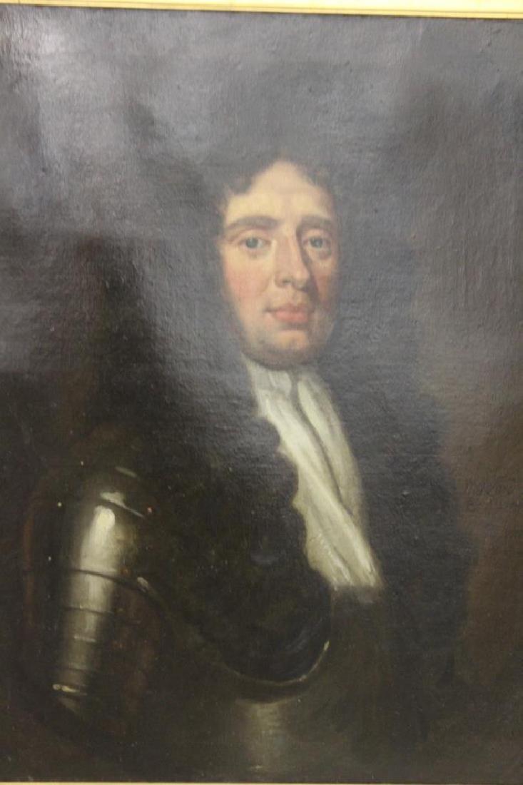 Oil on Canvas Portrait - 3