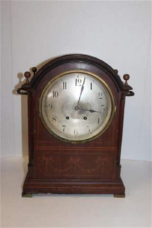 HH Oversized Bracket Clock