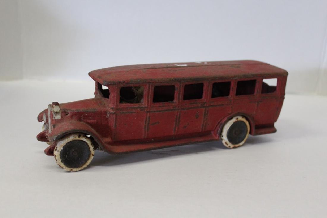 Skoglund & Olson Bus Toy