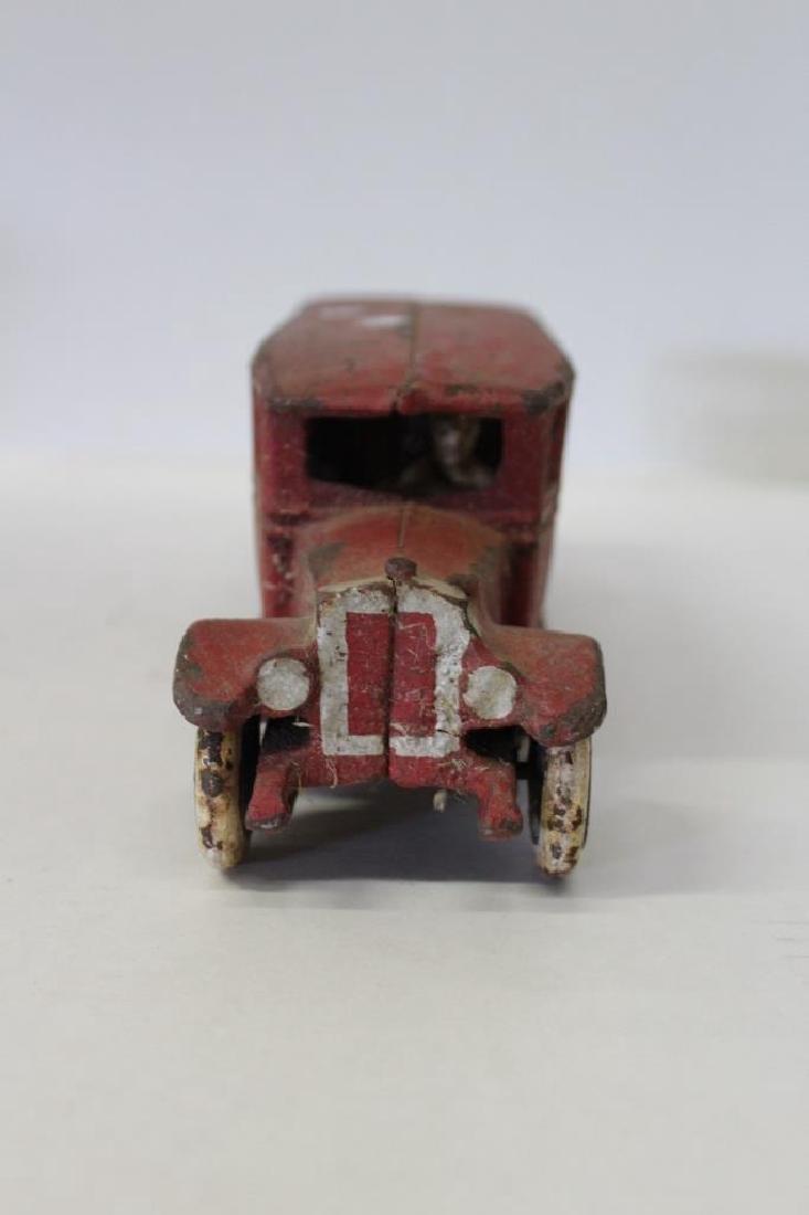 Skoglund & Olson Bus Toy - 3