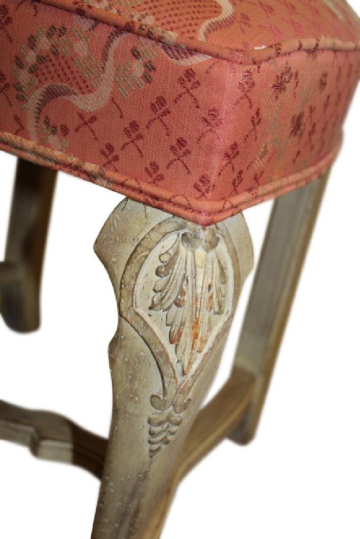 French Upholstered Dining Chairs - 8PCS - 3