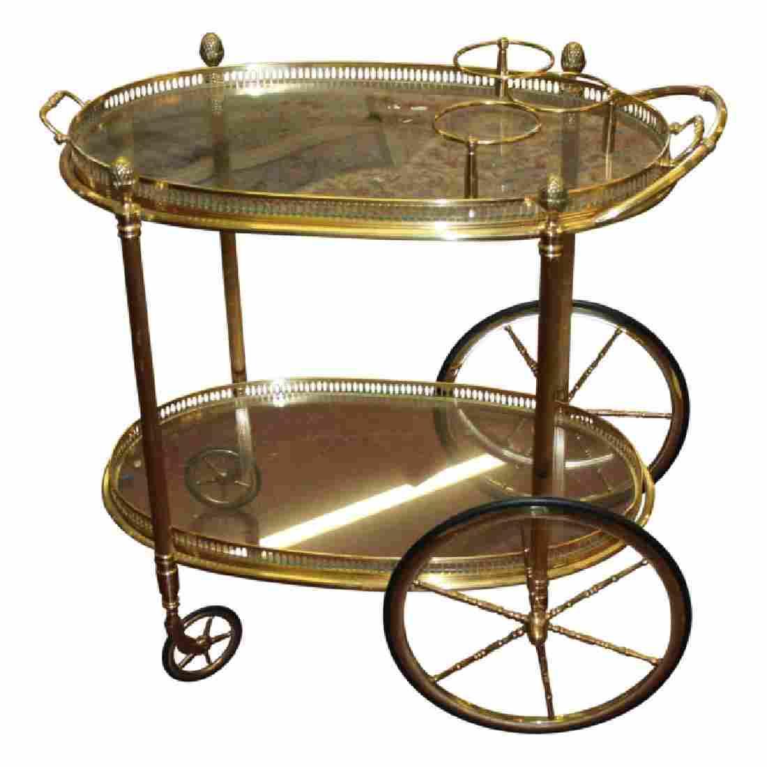 French Bar/Tea Cart